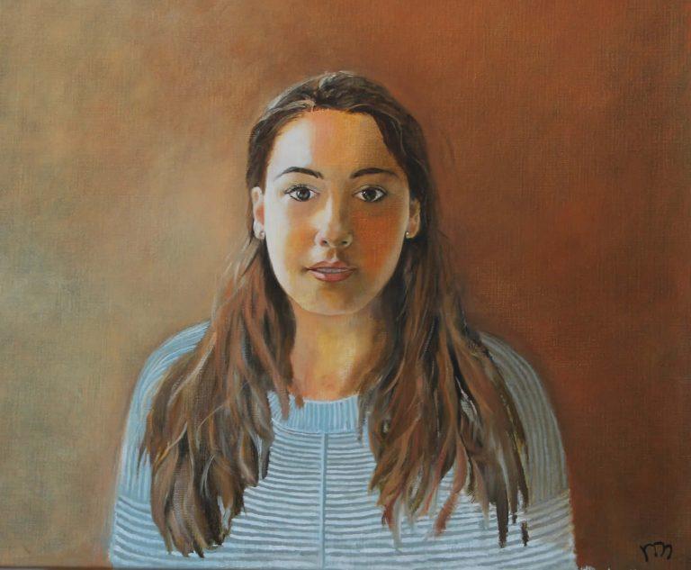 Schilderijen. Portretten van mensen