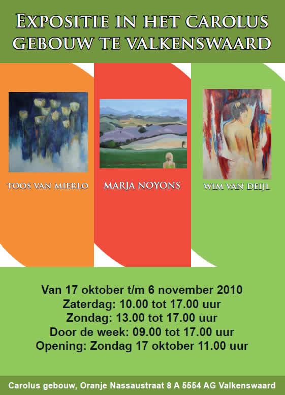 Andere georganiseerde exposities: